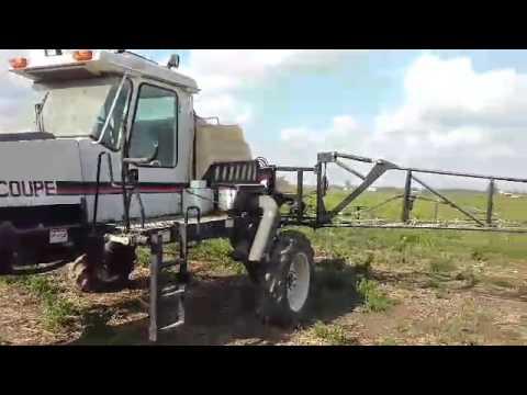 Spray Coupe 3440 Video