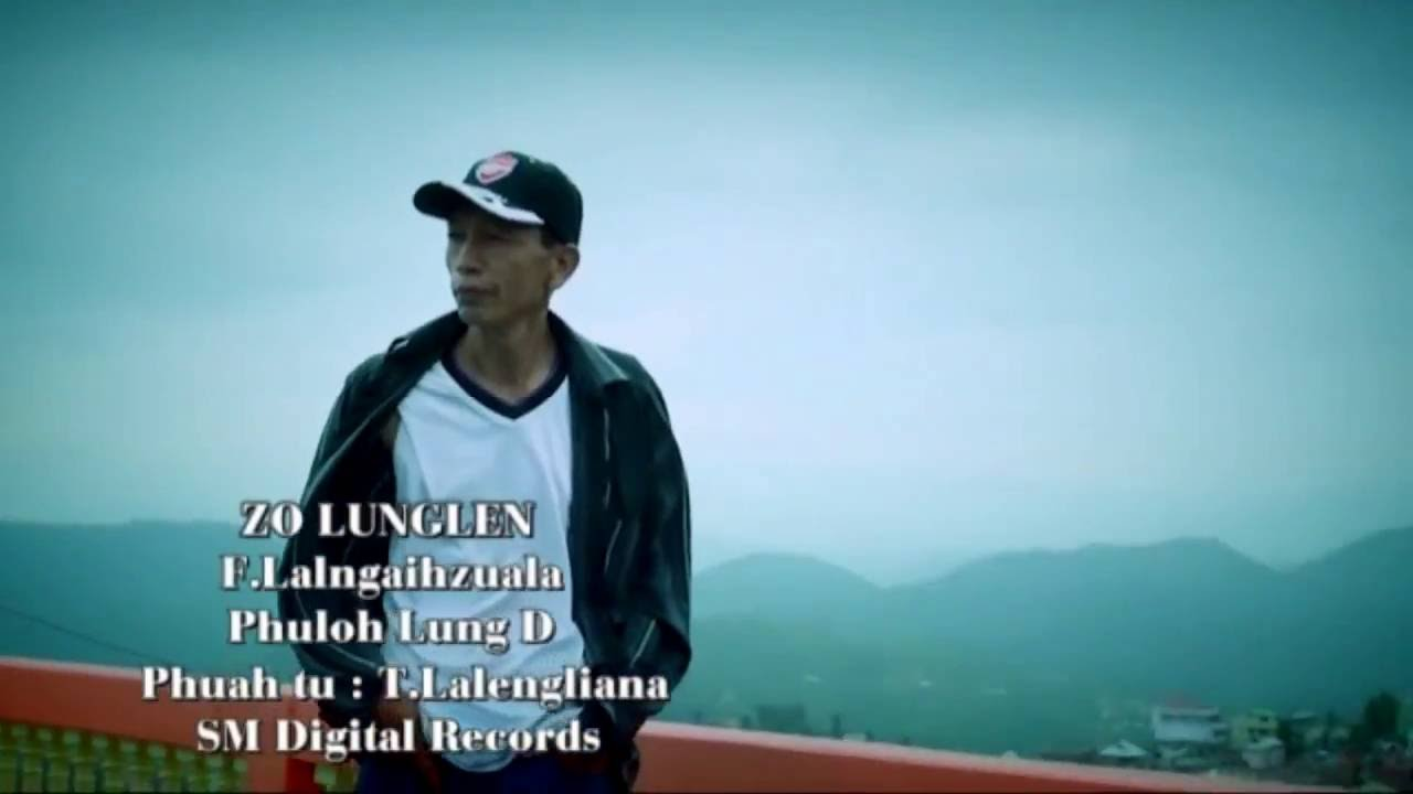 ZO LUNGLEN : F. Lalngaihzuala - Phuloh lung di (Official Video)