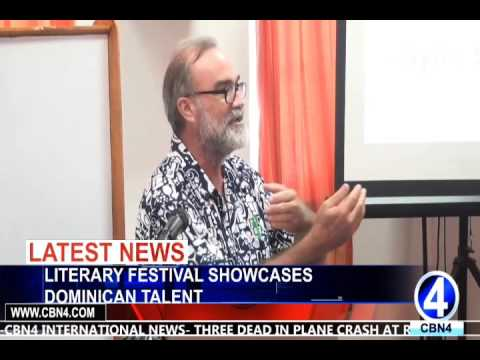 LITERARY FESTIVAL SHOWCASES DOMINICAN TALENT