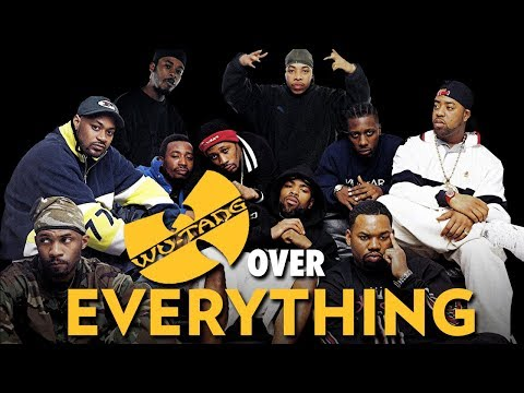 Wu-Tang Over Everything