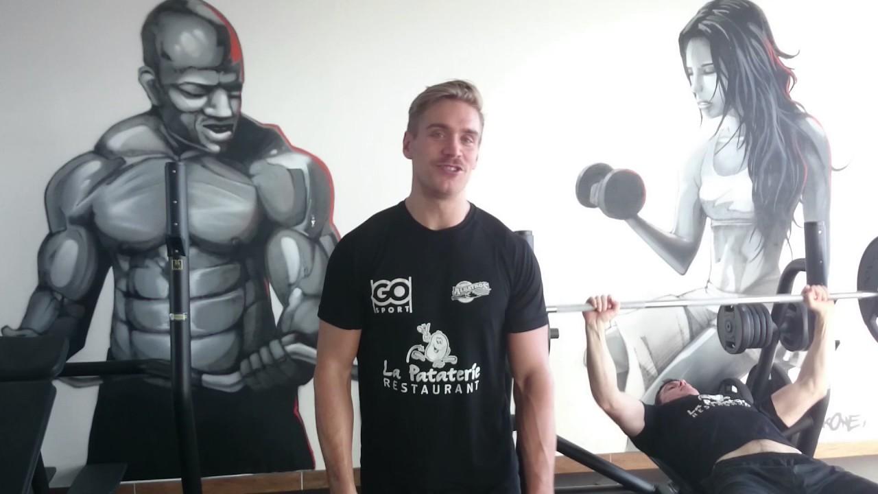 Defi Albatros Fitness Brest Youtube