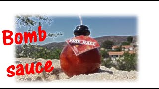 https://www.youtube.com/user/MrParadiseWeiss Fire Ball Hot Sauce! A...