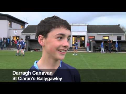 Canavan Junior makes history with St Ciaran's