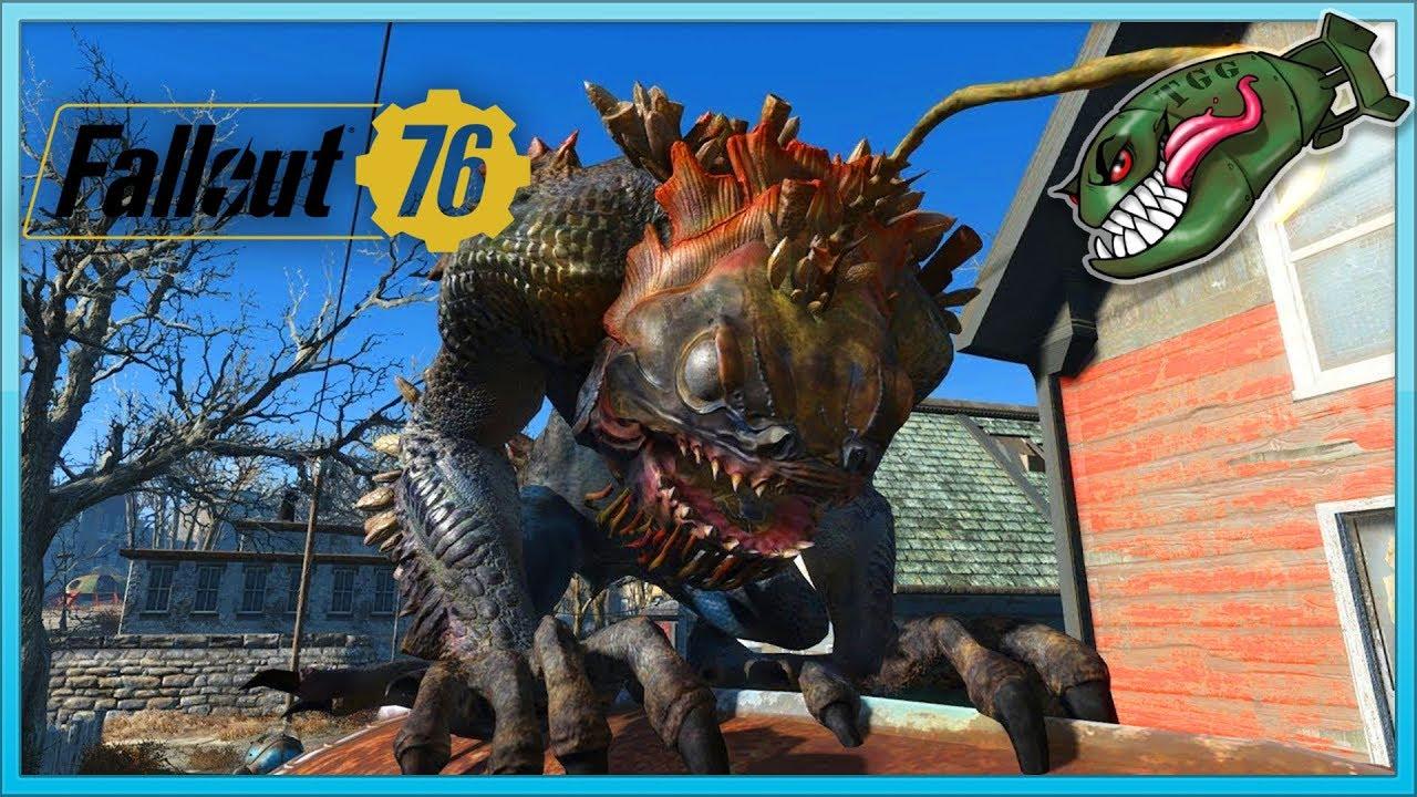 fallout 76 super mutant camp