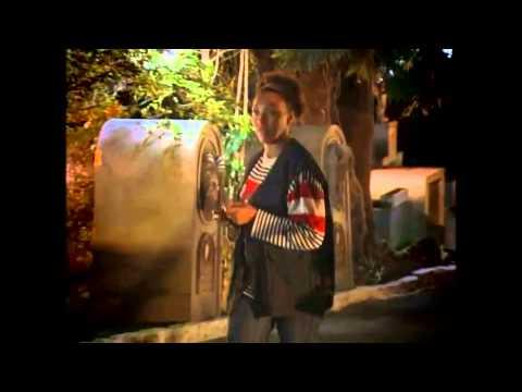 Prank In Brazil-Girl Ghost In Cemetery