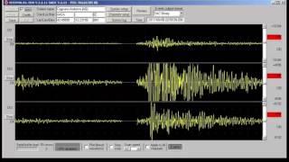 Sismogramma Live Terremoto M 3.2