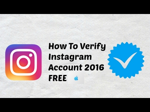 how to verify instagram account for free in two easy steps