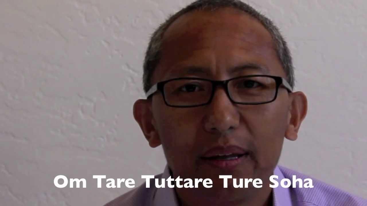 Green Tara Mantra: Om Tare Tuttare Ture Soha • YoWangdu