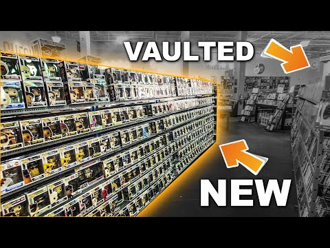 NEW & VAULTED FUNKO POPS - YOU DECIDE WHAT I BUY