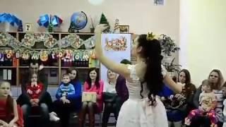 Шоу мыльных пузырей детям в школе