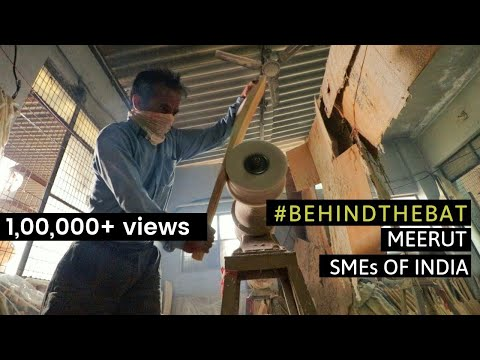 Behind The Bat | Meerut | SMEs of India | GlobalLinker