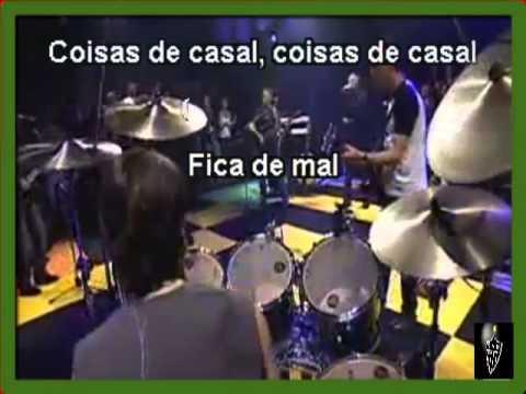 VIDEO KARAOKE RÁDIO TAXI COISAS DE CASAL