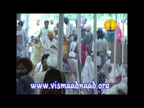 AGSS 1997 - Raag Dhanasari Partaal : Siromani Ragi Bhai Balbir Singh Ji Amritsar
