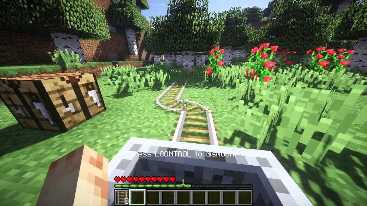 minecraft difference between detector rail and activator rail