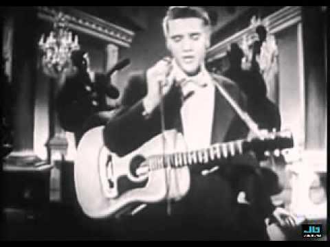 Elvis Presley - I Want You, I Need You, I Love You (The Steve Allen Show - Jul 1, 1956)