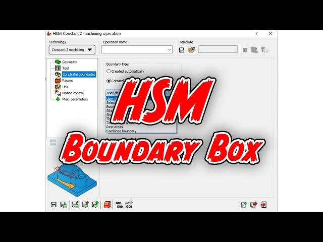 Boundary Box
