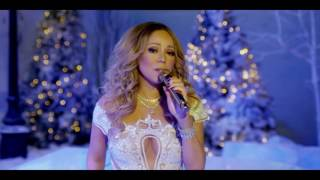 "Mariah Carey ""Silent Night"" Live 2016"