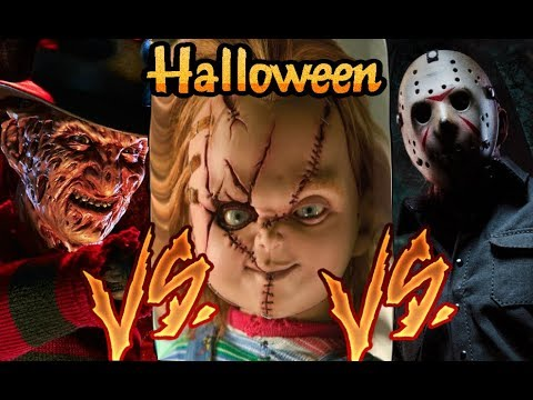 Freddy Krueger Vs Jason Voorhees Vs Chucky Rap En Español Completo