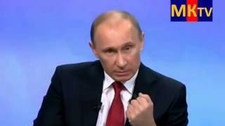 Путин о ЛуКаШеНкО