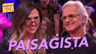 Paisagista | Entrevista com Especialista | Lady Night | Nova Temporada | Humor Multishow