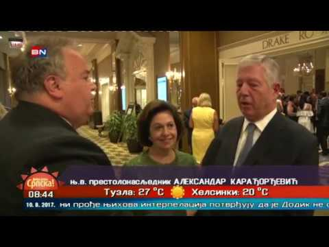Project Cure and Our Serbs help hospitals in Serbia - BN TV