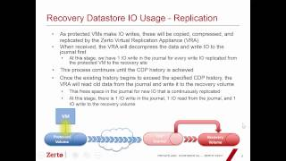 Master of Disaster: Storage Considerations for Continuous Replication and Recovery Operations