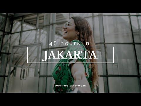48 HOURS IN JAKARTA   TRIP OF WONDERS   WONDERFUL INDONESIA
