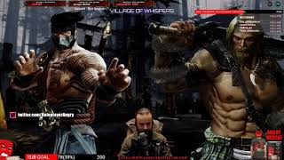 Two Boomers from 1994 fighting in KILLER INSTINCT for the FIRST TIME!
