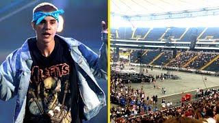 Wie Justin Bieber Festivals ruiniert
