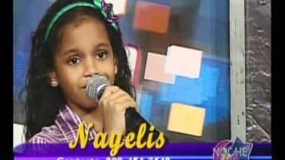 cancin consejo de hija nayeli con anthony santos en vivo