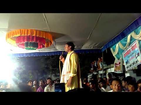 Budha Byas and Arvind Singh Abhiyanta ka super hit mukabla program jamapur