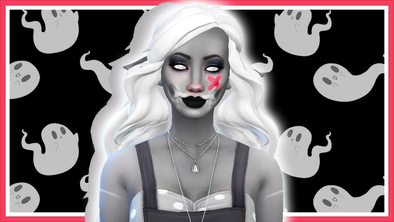 Sims 4 ghost