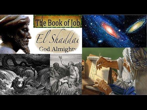 """El Shaddai"" God Almighty in the Book of Job - Steve Katsaras"