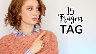15 FRAGEN TAG I PERSÖNLICHES I Advance Your Style