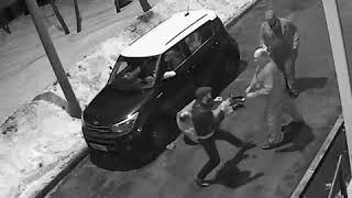 Чиновника мэрии Москвы избивают на улице