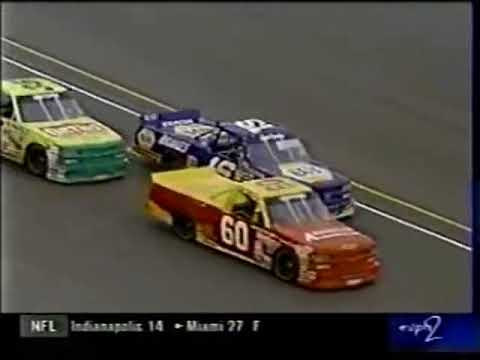 1998 NCTS Sam's Town 250 at La...