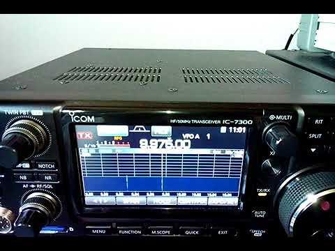KTWR Trans World Radio Guam  25/11/17 @ 11:00 UTC on 9975 kHz