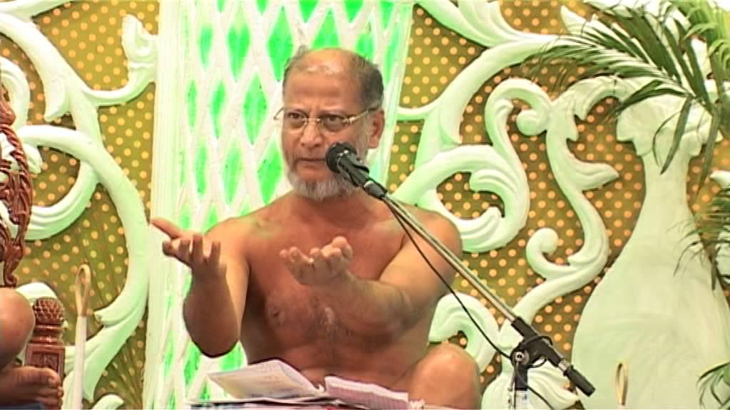 #Digamber Jain Muni Shri Pulak Sagar ji Maharaj (Guru pooja & Pravachan)