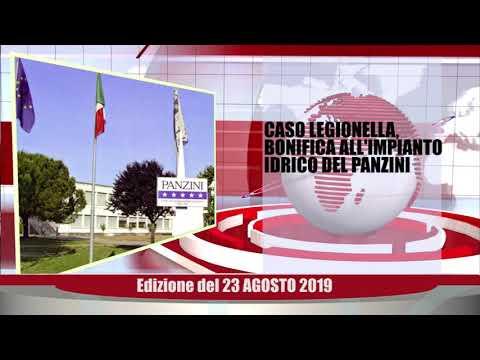 Velluto Senigallia Tg Web del 23 08 2019