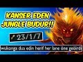 6 LVLA KADAR 8 KILL ALDIK!! KANSER EDEN JUNGLE BUDUR!! %100 FREE WIN WUKONG JUNGLE!! | KFCEatbox