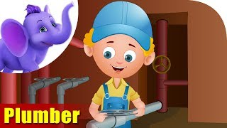 Plumber - Rhymes on Profession