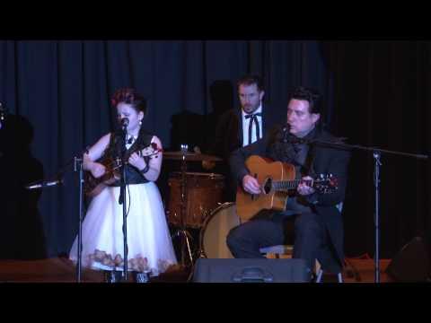 Long Black Veil by Johnny Cash Returns and Emi Sunshine