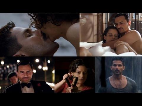 Rangoon in trouble! Shahid-Saif-Kangana's film chopped by 40 minutes