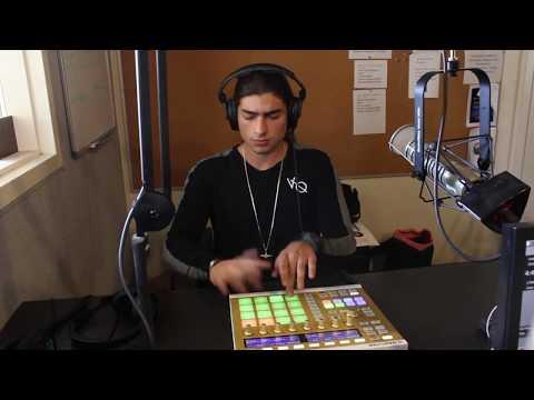 ASADI - Harry Potter Remix (Live at KCPR)