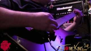 IBANEZ IRON LABEL RG GUITAR DEMO & REVIEW - OFFICIAL TTK Coverage!
