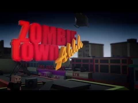 [old] Zombie Town Ahhh v.1.25 -  Official Trailer