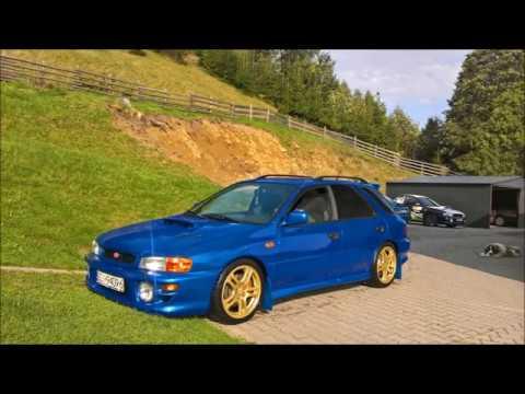 Subaru Impreza GT Wagon 99 Replika GF8 STi JDM SERWIS KAMIL PILCH Projekt Turbowanna