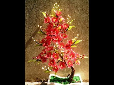 Hoa voan lan hồ điệp, hoa sen, đơn giản dễ làm handmade (Vì ta cần có nhau - Tiêu Châu Như Quỳnh)