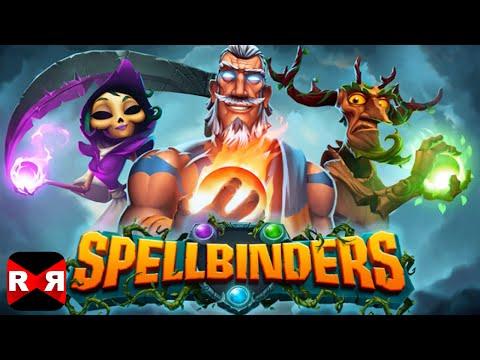 Spellbinders (By Kiloo) - iOS / Android - Gameplay Video