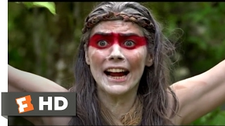 The Green Inferno (2015) - Don't Shoot! Scene (7/7) | Movieclips